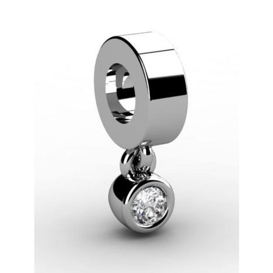 Zawieszka srebrna CHR-003-CRIS