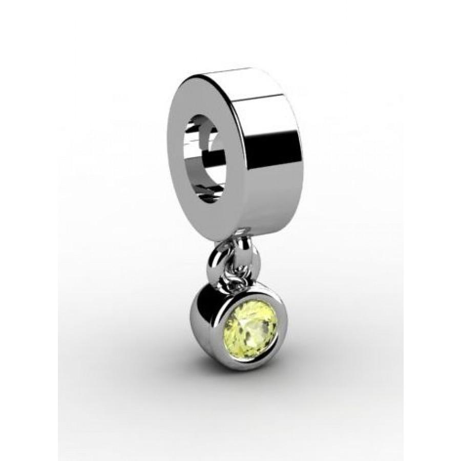 Zawieszka srebrna CHR-003-JON