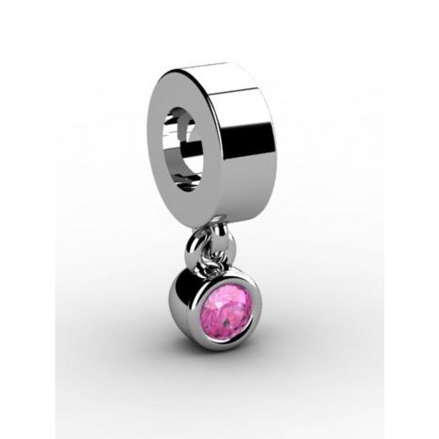 Zawieszka srebrna CHR-003-ROS