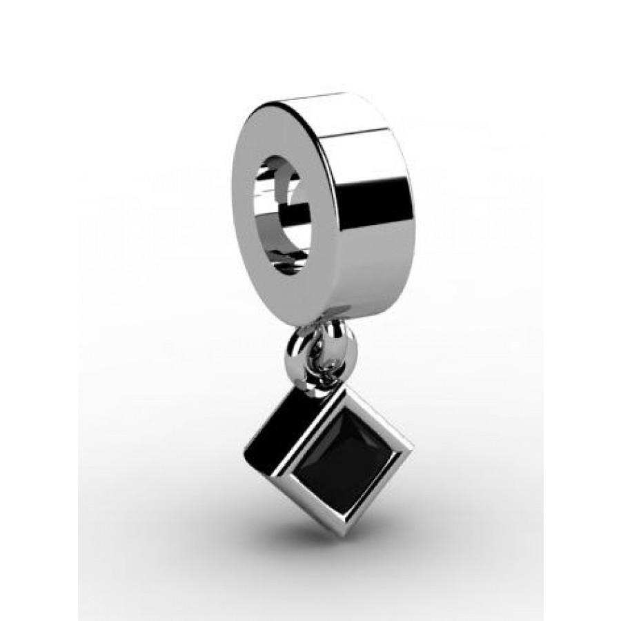 Zawieszka srebrna CHR-004-JET