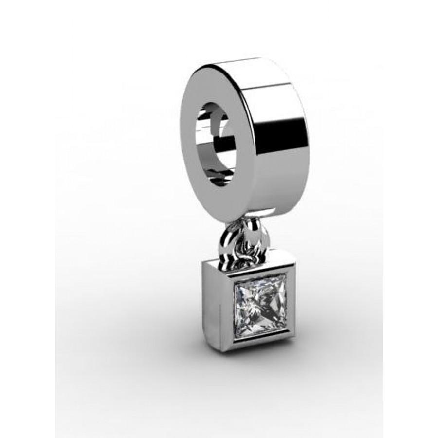Zawieszka srebrna CHR-005-CRIS
