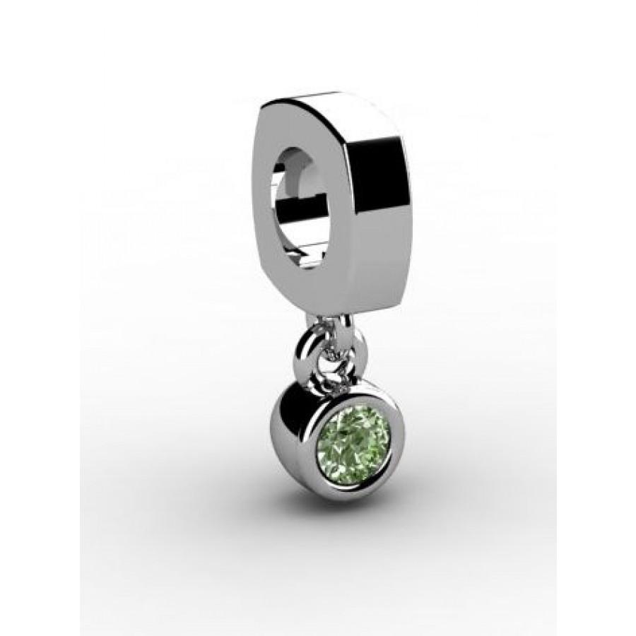 Zawieszka srebrna CHR-008-BLD