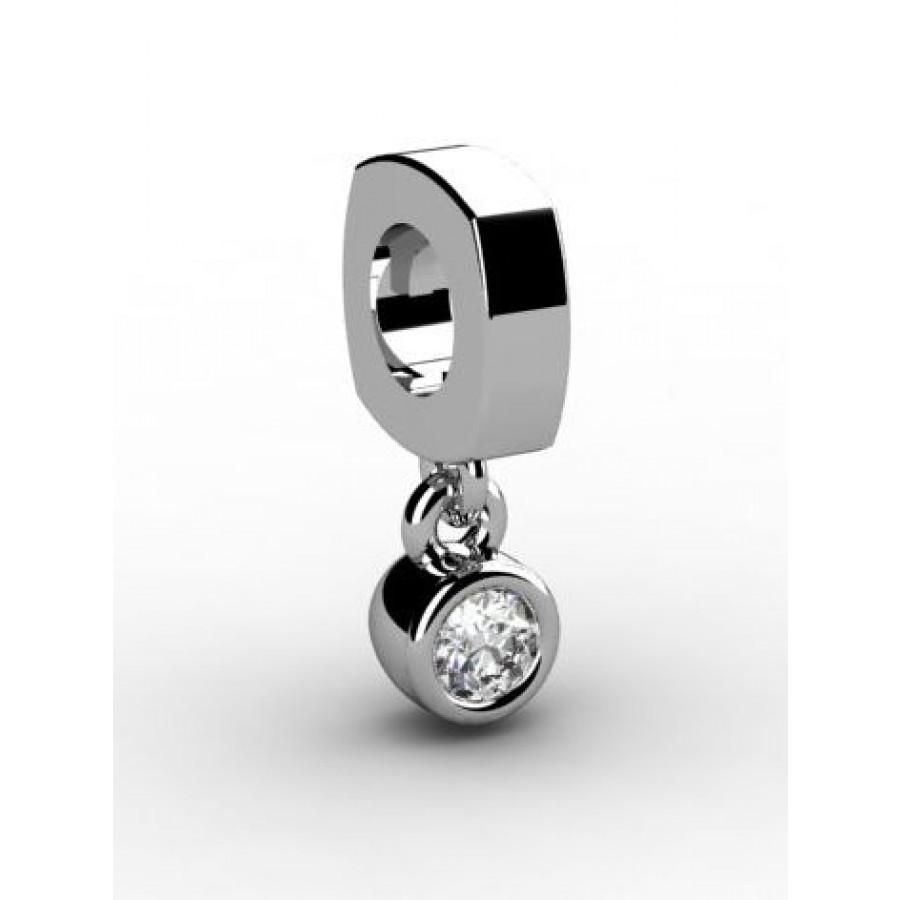 Zawieszka srebrna CHR-008-CRIS