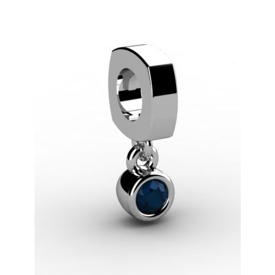 Zawieszka srebrna CHR-008-MON