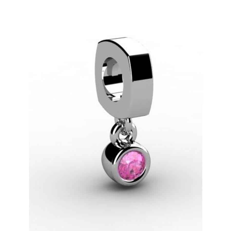 Zawieszka srebrna CHR-008-ROS