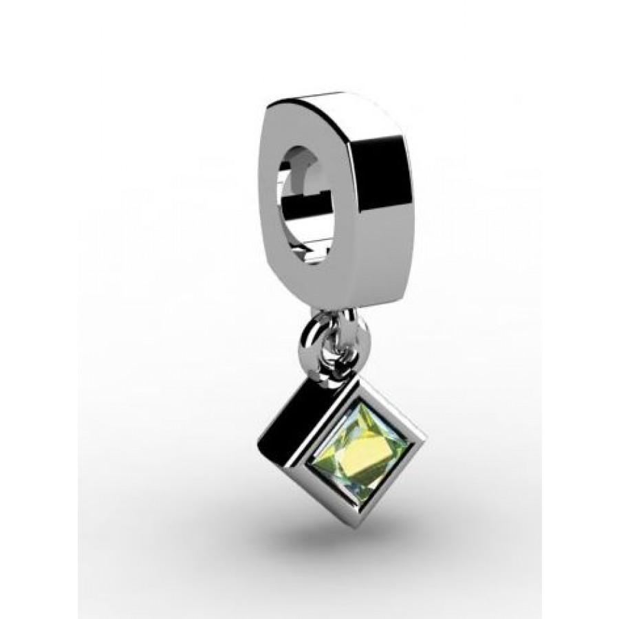 Zawieszka srebrna CHR-009-AB