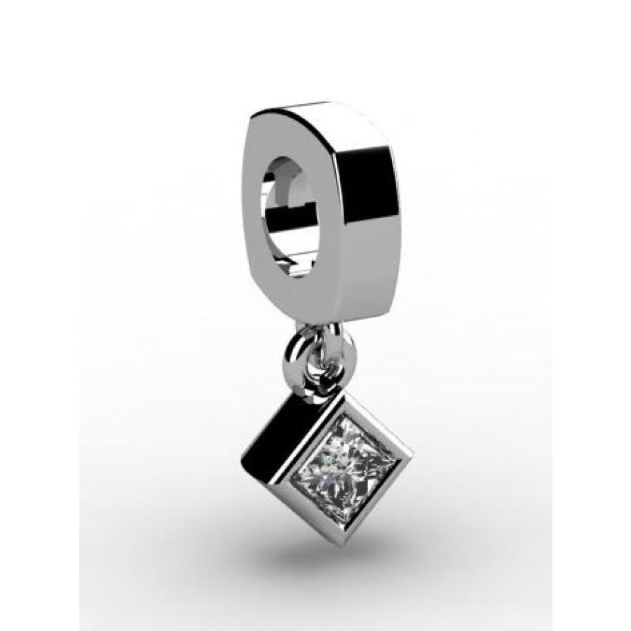 Zawieszka srebrna CHR-009-CRIS