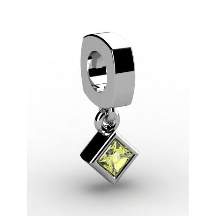 Zawieszka srebrna CHR-009-JON