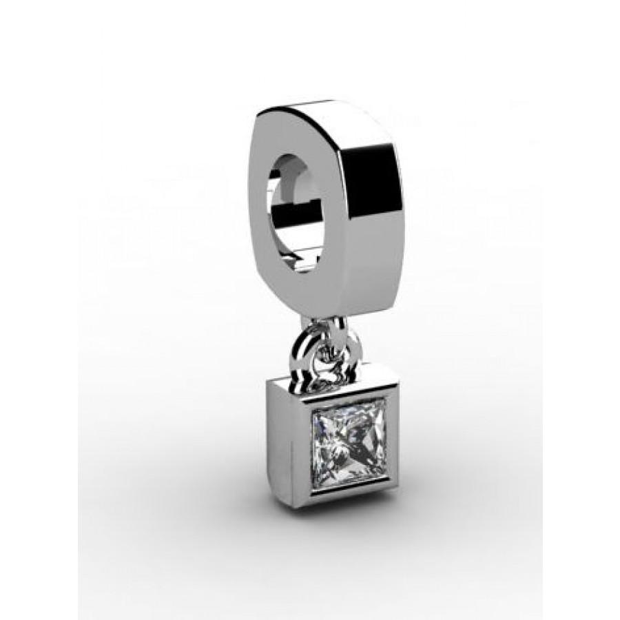 Zawieszka srebrna CHR-010-CRIS