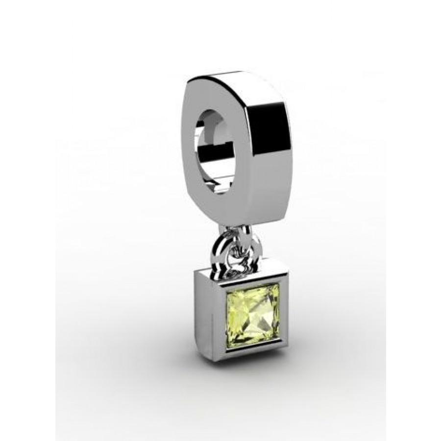 Zawieszka srebrna CHR-010-JON