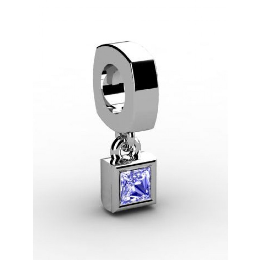 Zawieszka srebrna CHR-010-SZAF