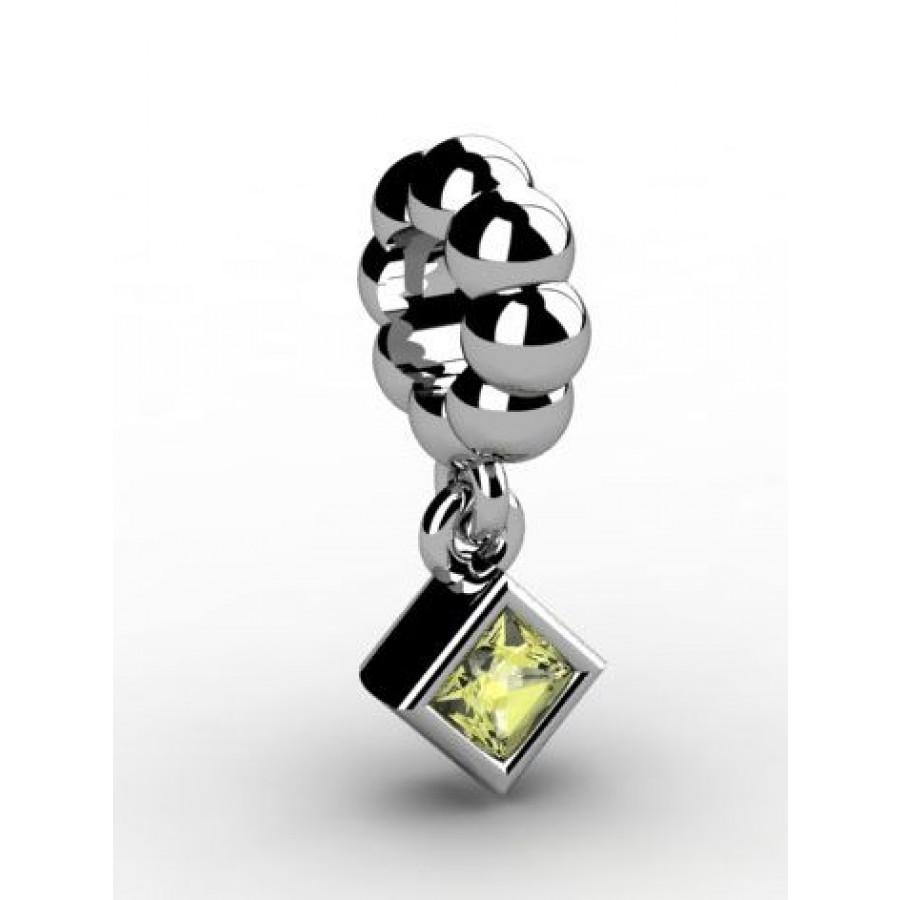 Zawieszka srebrna CHR-014-JON