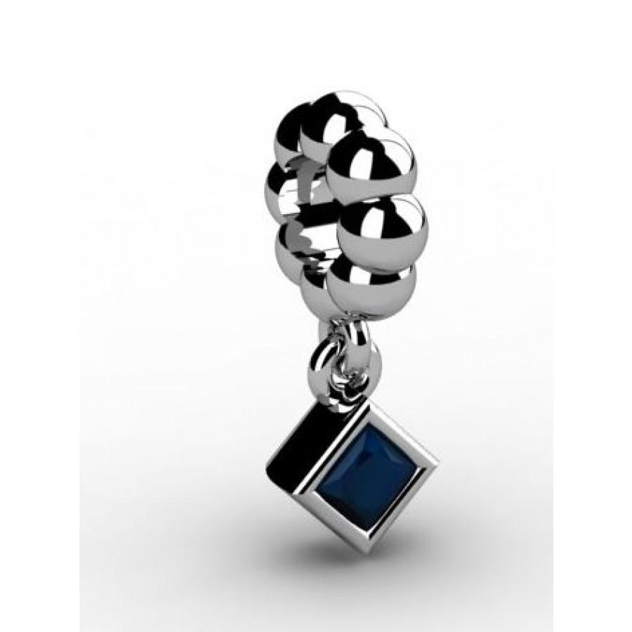 Zawieszka srebrna CHR-014-MON