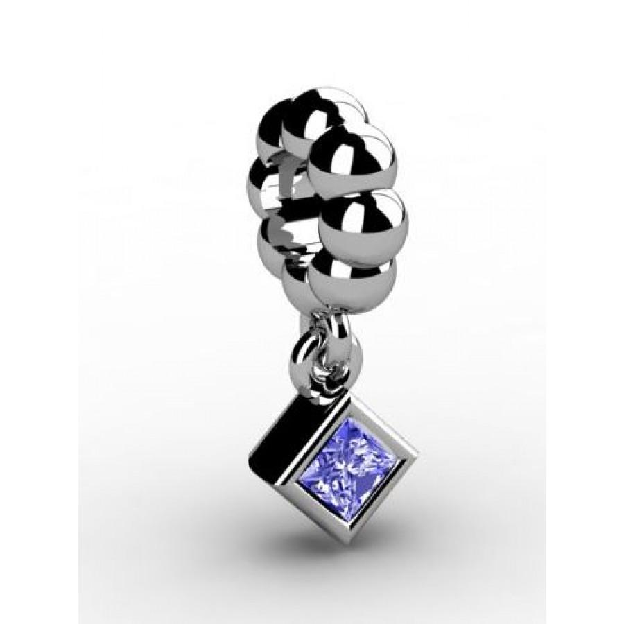 Zawieszka srebrna CHR-014-SZAF