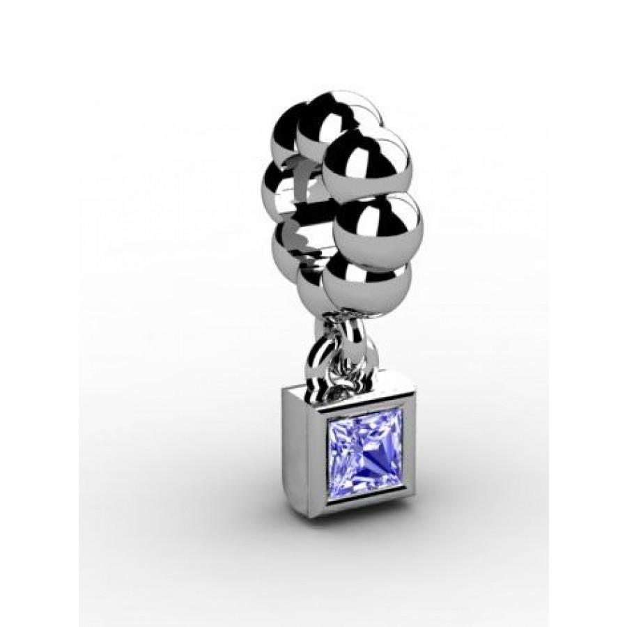 Zawieszka srebrna CHR-015-SZAF