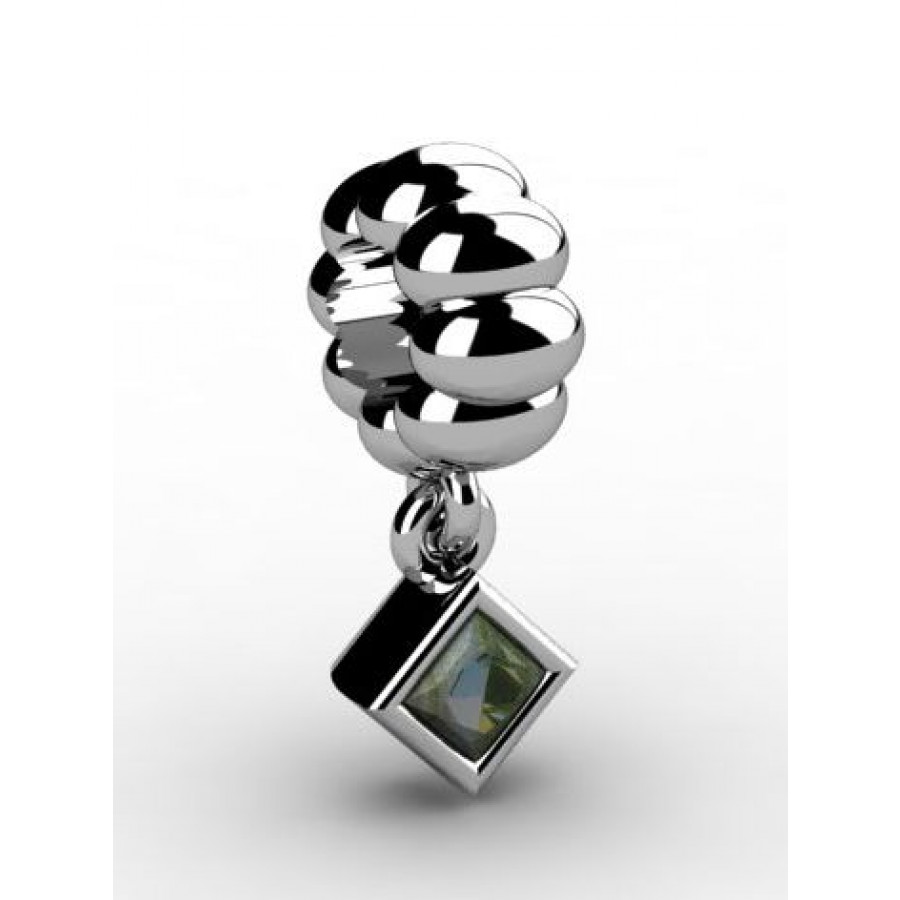 Zawieszka srebrna CHR-016-AB