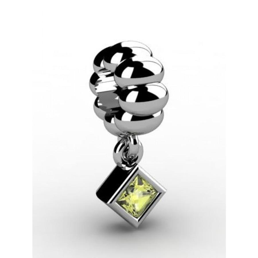 Zawieszka srebrna CHR-016-JON