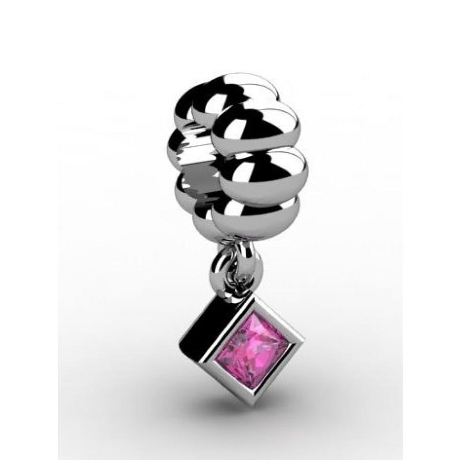 Zawieszka srebrna CHR-016-ROS