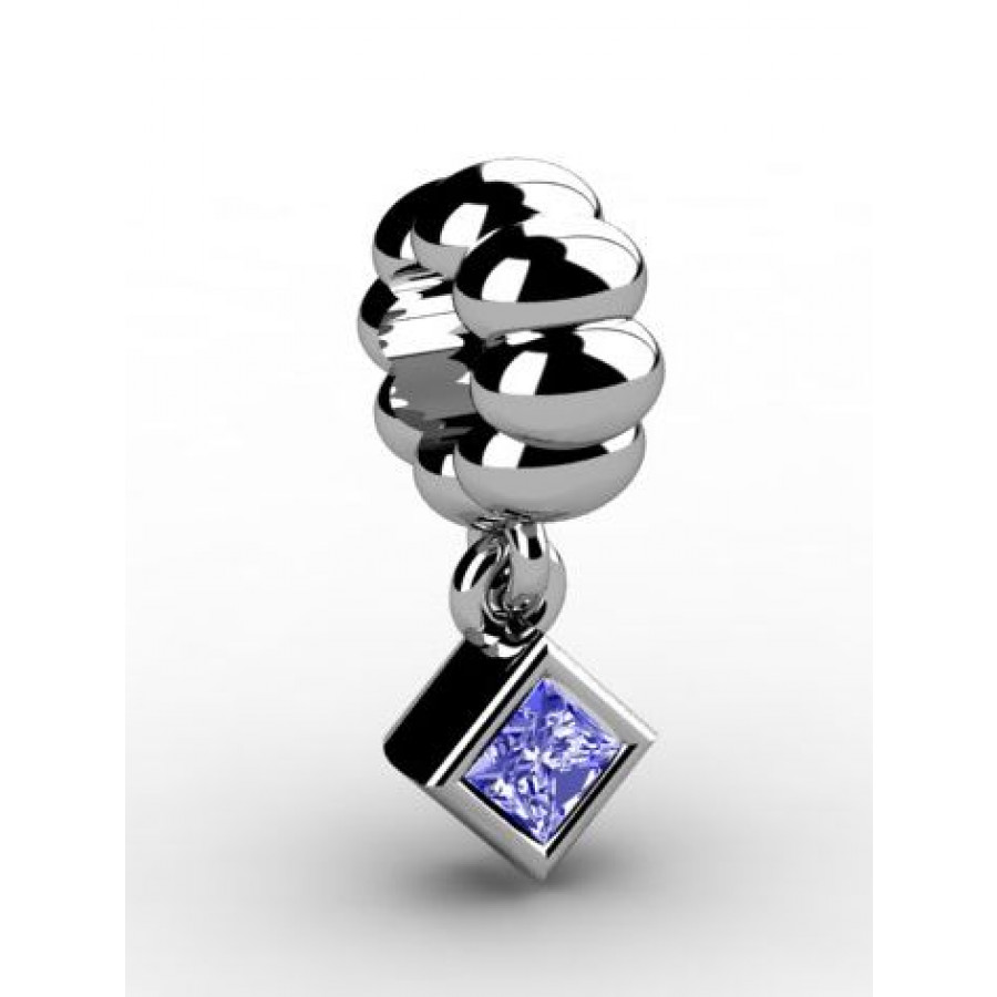 Zawieszka srebrna CHR-016-SZAF