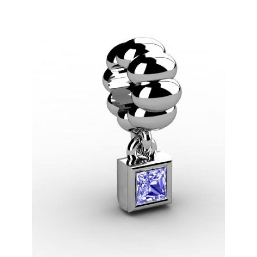 Zawieszka srebrna CHR-017-SZAF
