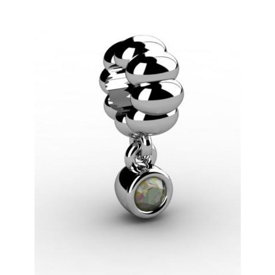 Zawieszka srebrna CHR-018-AB