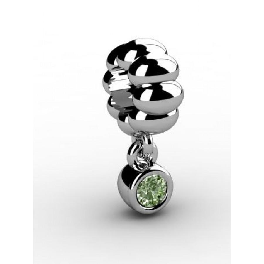 Zawieszka srebrna CHR-018-BLD