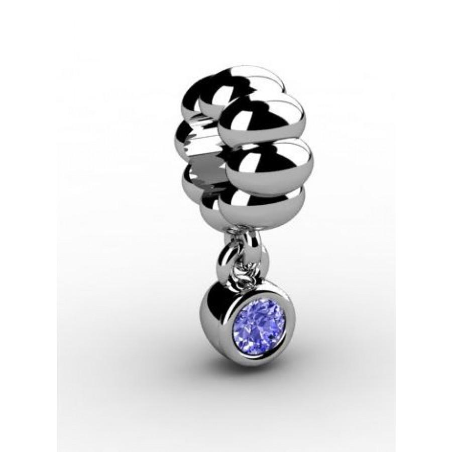 Zawieszka srebrna CHR-018-SZAF