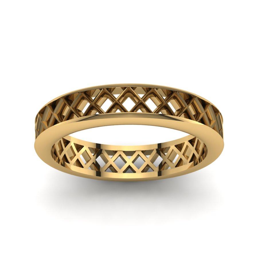 Złoty pierścionek  PZ-160