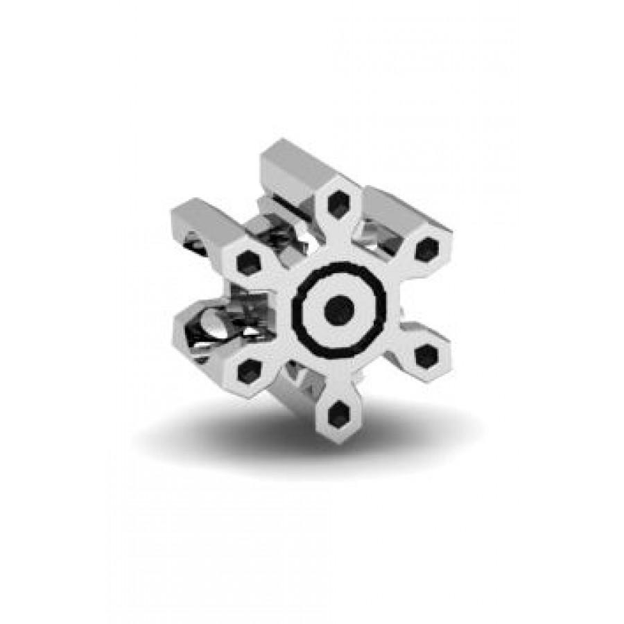 Półfabrykat srebrny pmo 038