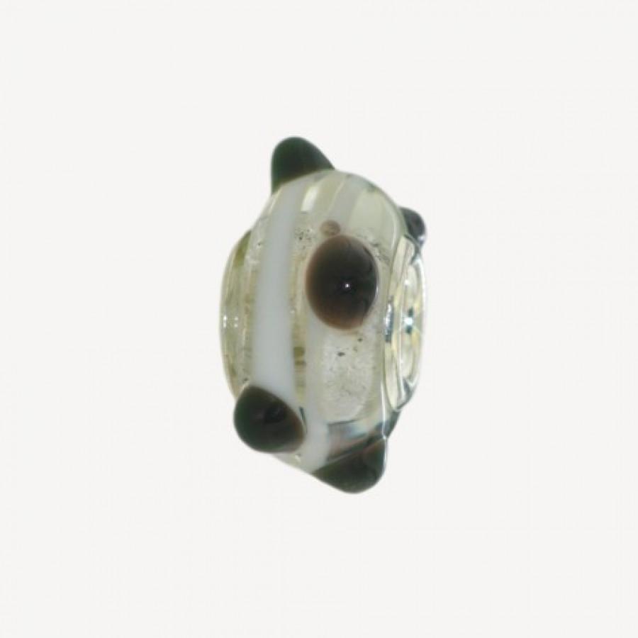 Szklany koralik modułowy SZ-6060-9