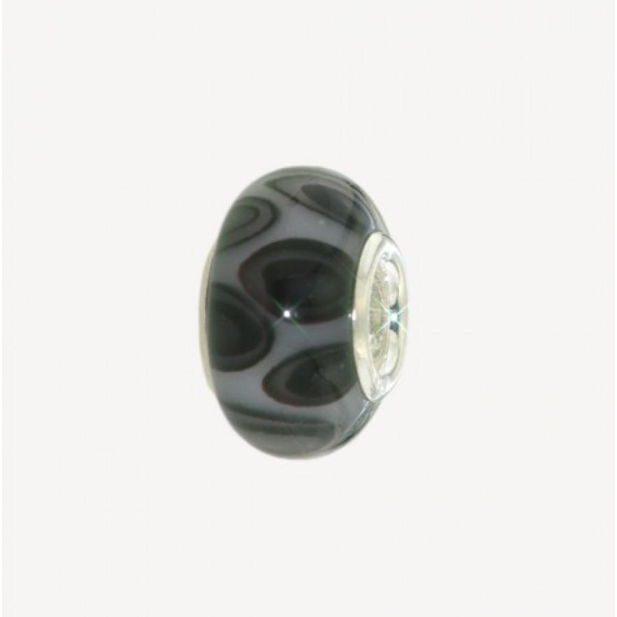 Szklany koralik modułowy SZ-6101-9