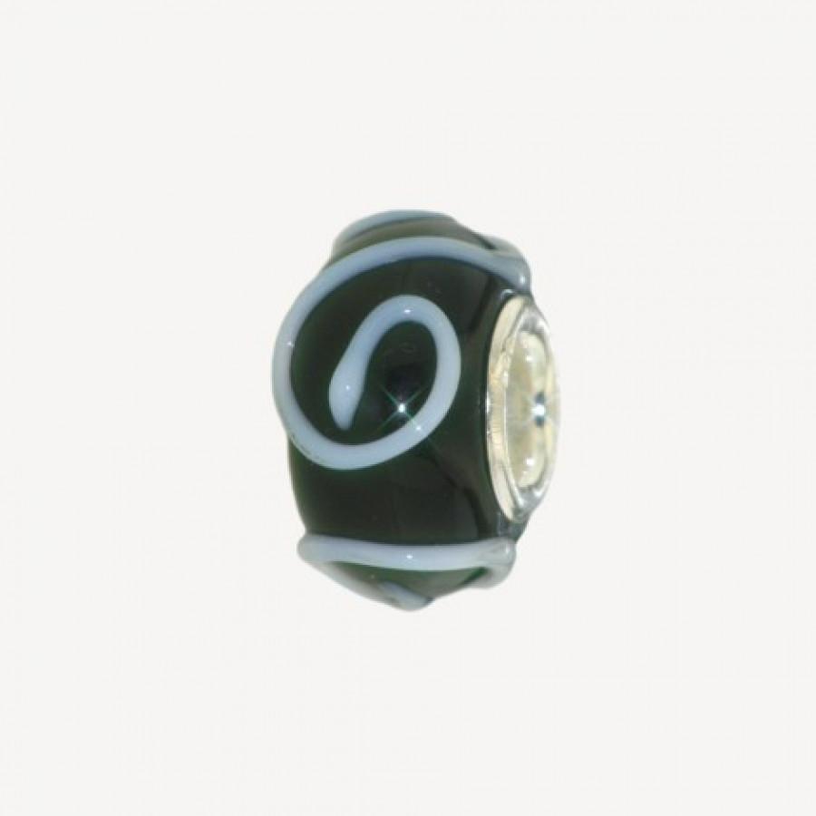 Szklany koralik modułowy SZ-6573-9
