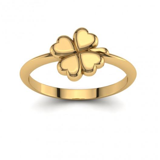 Złoty pierścionek PZ-182